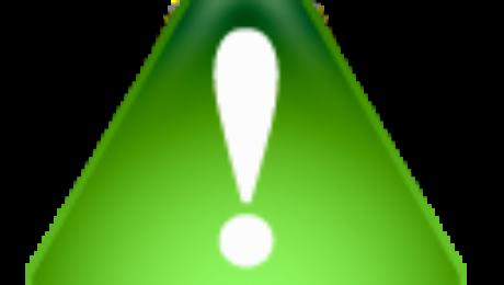 panneau-attention-vert
