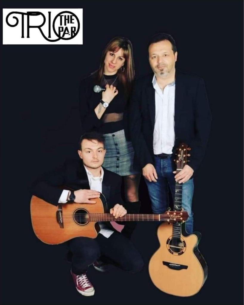 the PAR trio travecy 2021